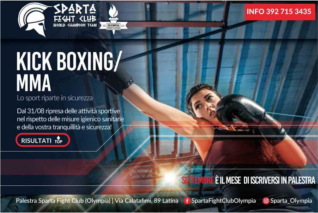 kick boxing a latina