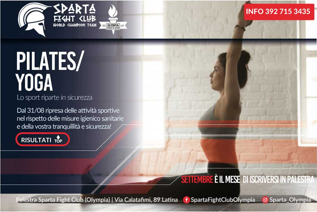 pilates yoga a latina