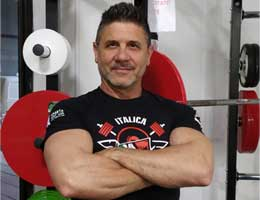 franco morese italica powerlifting a latina palestra sparta by olympia